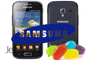 Update Android 4.1.2. Jelly Bean Untuk Samsung Galaxy Ace 2