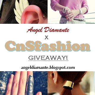 CnSFashion Giveaway
