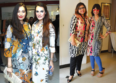 Aamna Aqeel, Wardha Saleem, Nadia Hussien, Models, Zaheer Abbas, Nida Azwer, Sanam Chaudhri, Designer eid collection 2015, Pakistan Fashion, Fashion Pakistan, Fashion Blog, red alice rao, redalicerao, Eid Fashion, Fashion trend 2015