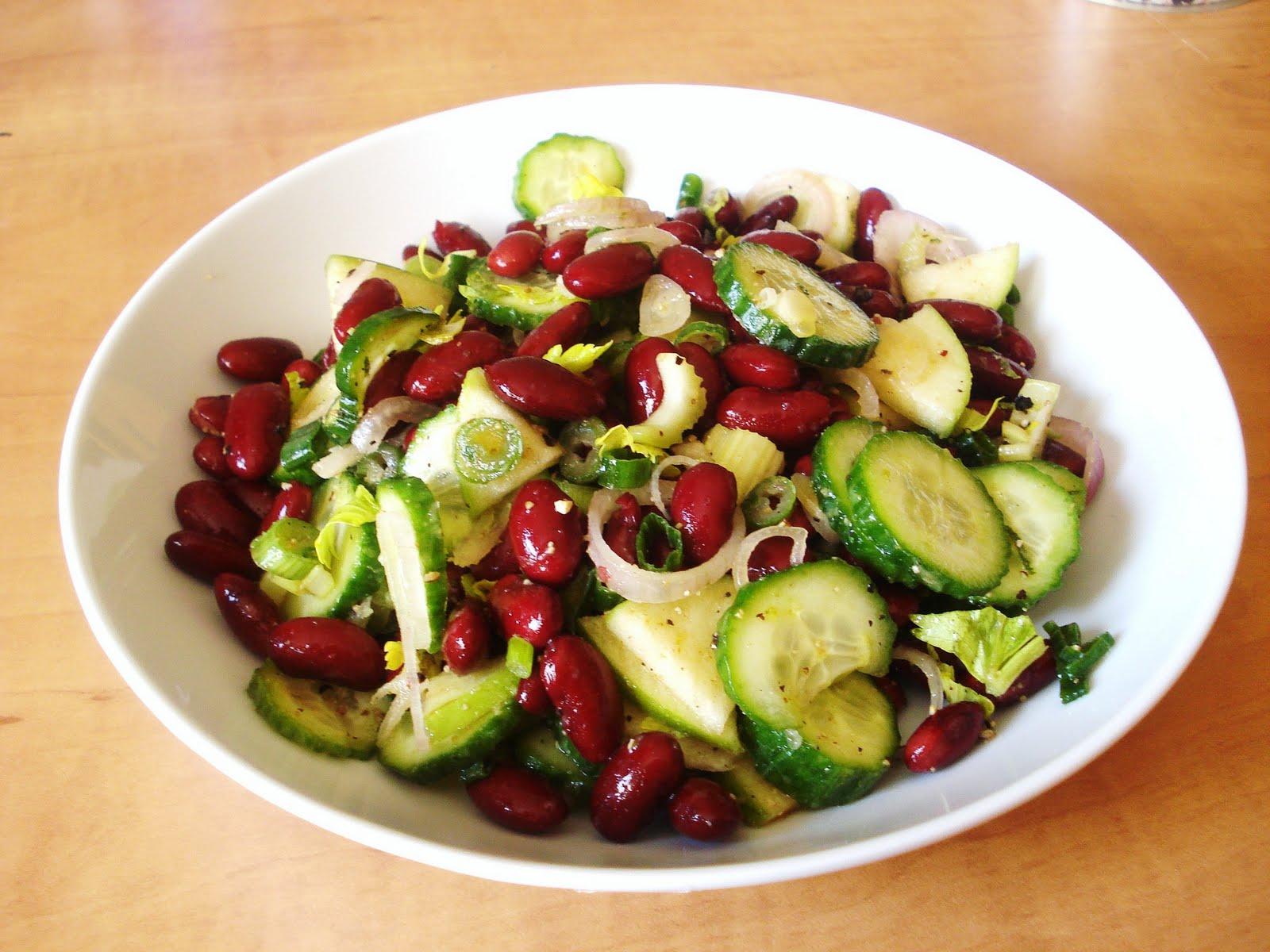 Салат из красной фасоли и говядины рецепт очень вкусный