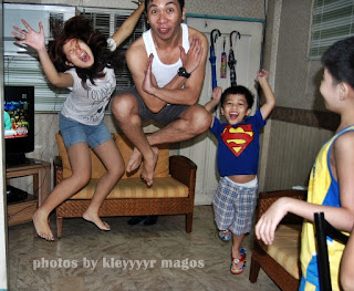 Ganito lng magYOGA...  on Year-ender... Jump Shots by KLEYYYYR