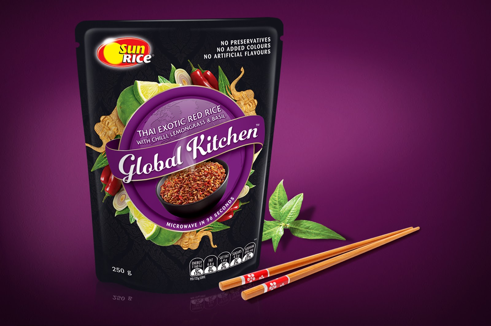 SunRice Global Kitchen on Packaging of the World - Creative ...