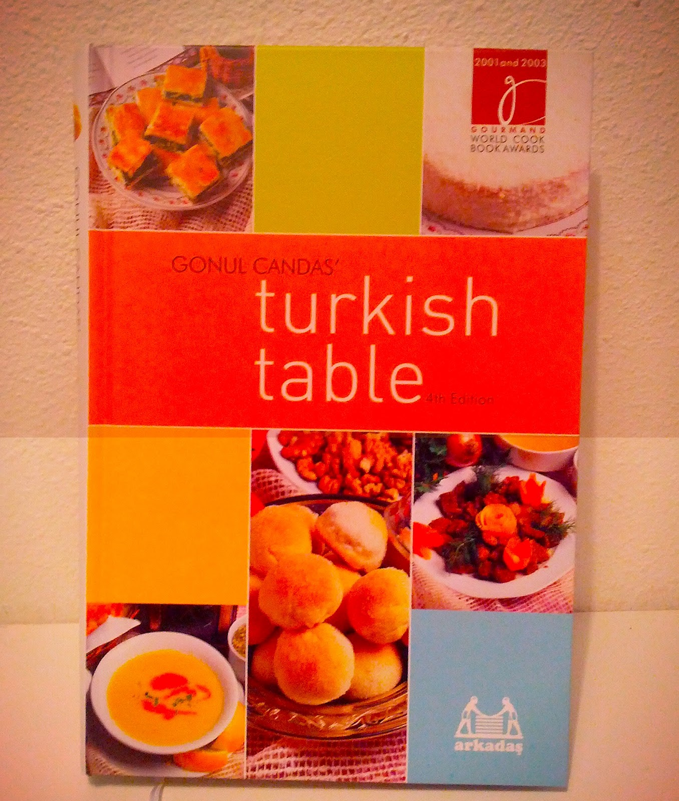 Martha would be proud recipes and tasty things istanbul recipe book inspired to learn to chef up some of these incredibly tasty bites i purchased this book gonul candas turkish table 4th edition forumfinder Images