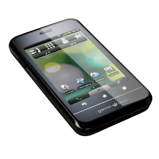 Asus Garmin Mobile Phone