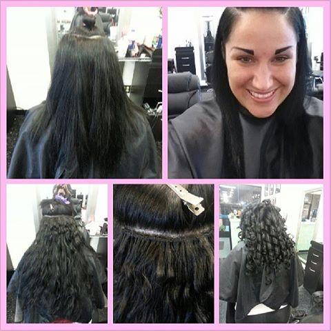 Salon baptiste beauty news microlinks malaysian hair extensions both techniques can be done without damage to the hair when following your stylist instructions always ask your stylist about maintenance shampoos pmusecretfo Images
