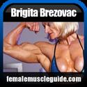 Brigita Brezovac Female Bodybuilder Thumbnail Image 2