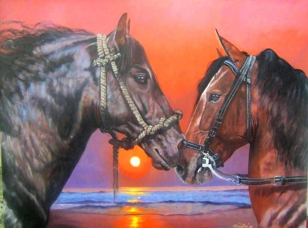 cuadros-de-fotos-con-caballos