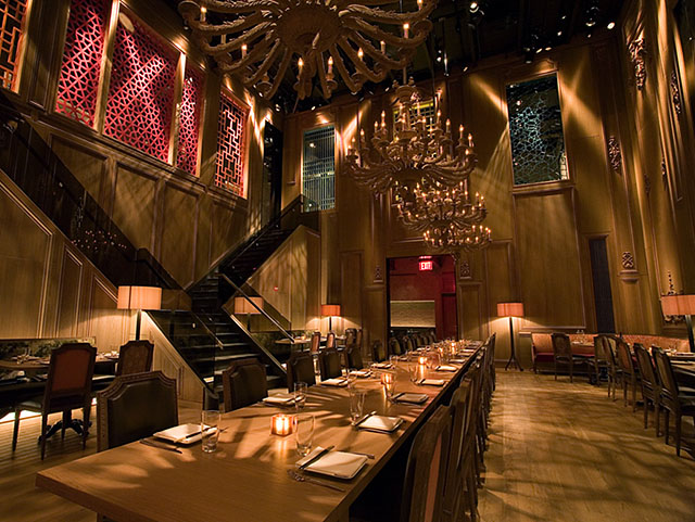 Me siento carrie bradshaw cenando en buddakan mi mes en for Unique hotels nyc