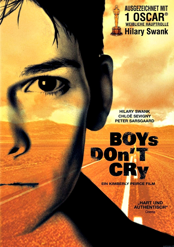 Póster: Boys Don't Cry