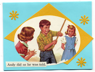 upcycled notecards made from vintage elementary readers