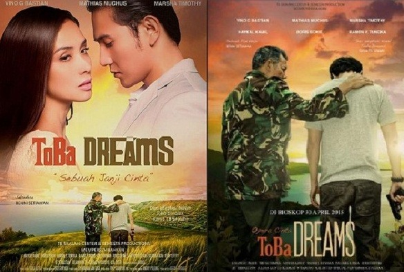 inilah Sinopsis Film Toba Dreams