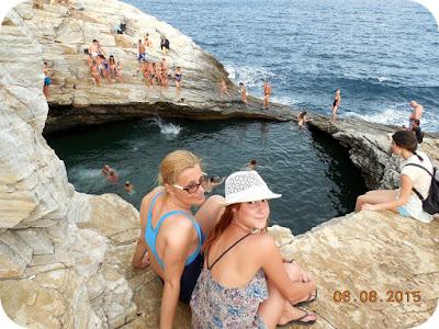 Giola - piscina naturala