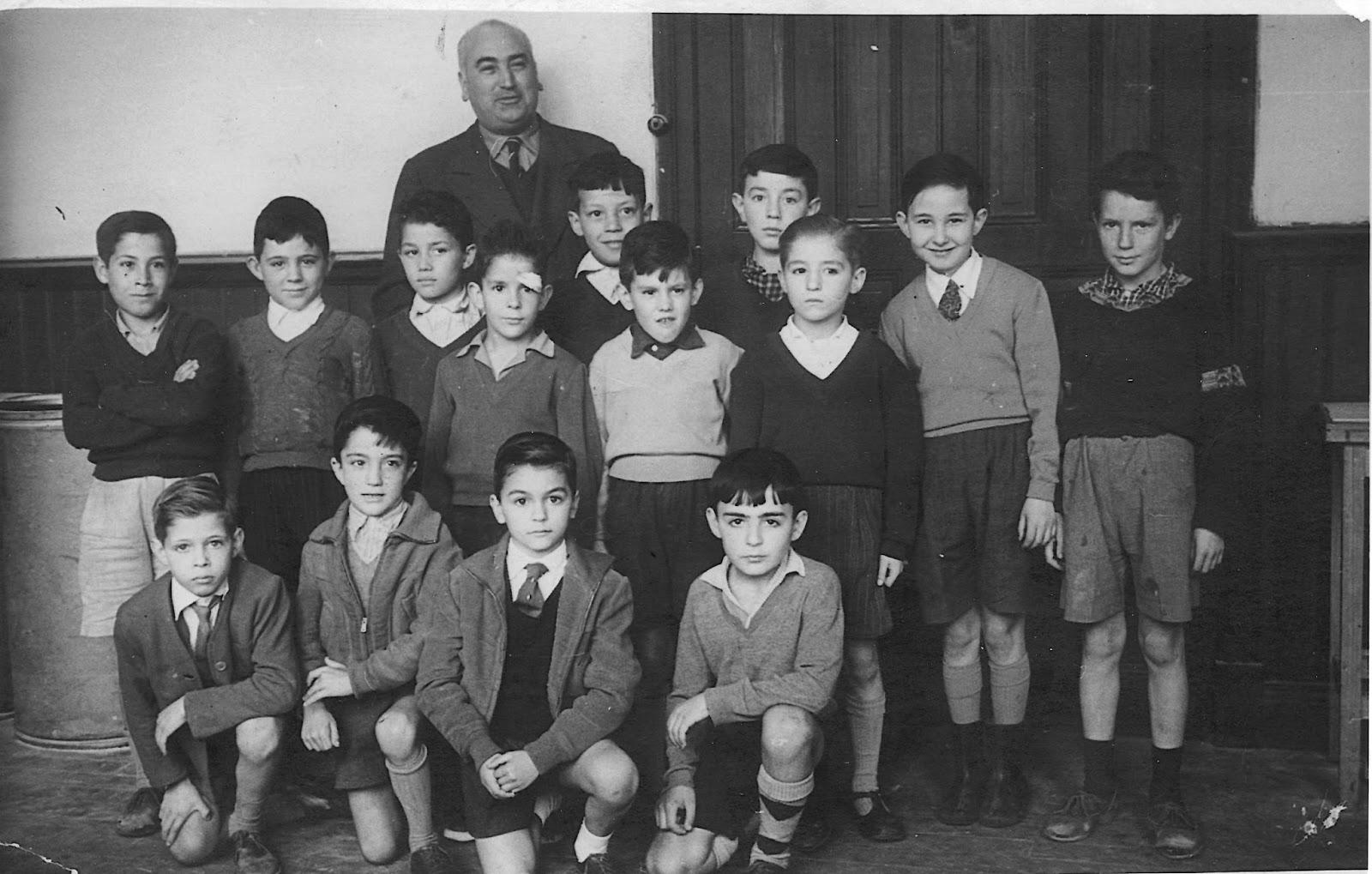 Memorias de getxo ni os y maestros en las escuelas de - Los anos cincuenta ...