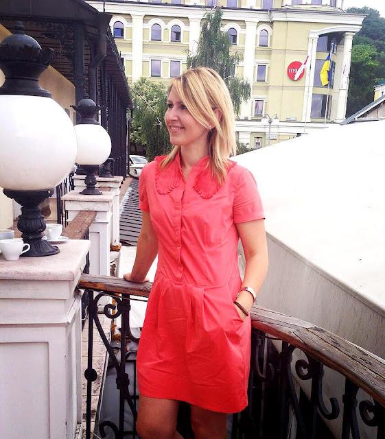 Алена Пономаренко, бьюти-редактор Vogue Ukraine
