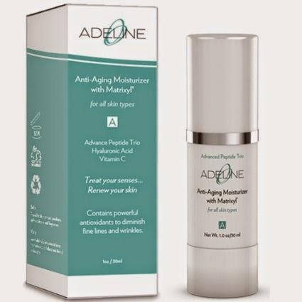 Adeline Anti-Aging Moisturizer Cream