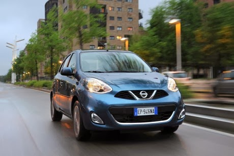 OPEN INDENT ALL NEW NISSAN MARCH