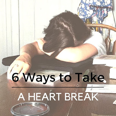 Flashback Summer: 6 Ways to Take a Heart Break