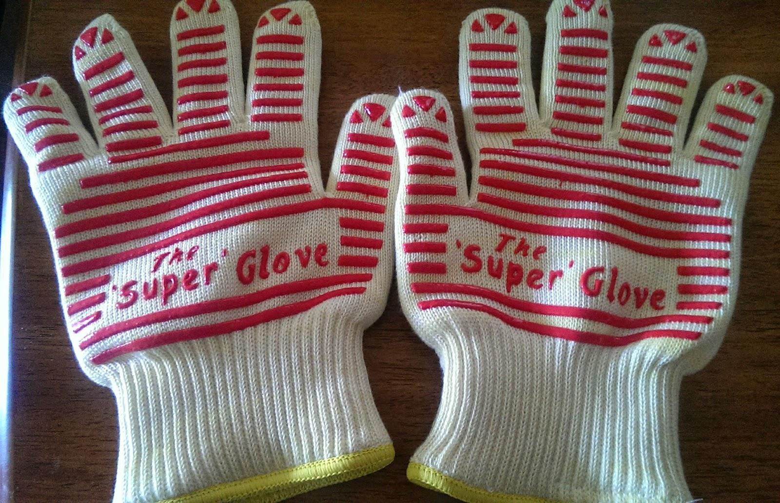 The+Super+Glove Kuisiware Heat Resistant Glove Review - Heat resistance Gloves #kuisiware
