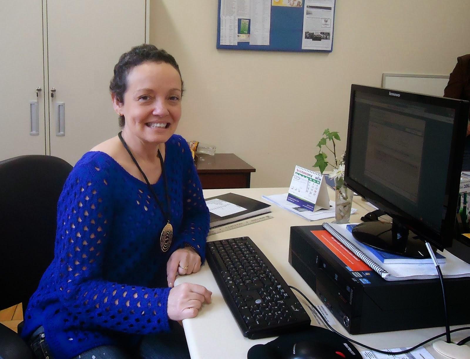 Jacqueline Oliveira Pires- Coordenadora de Projetos Especiais