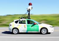 samochód Google Street View