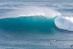 Empty wave at Honolua