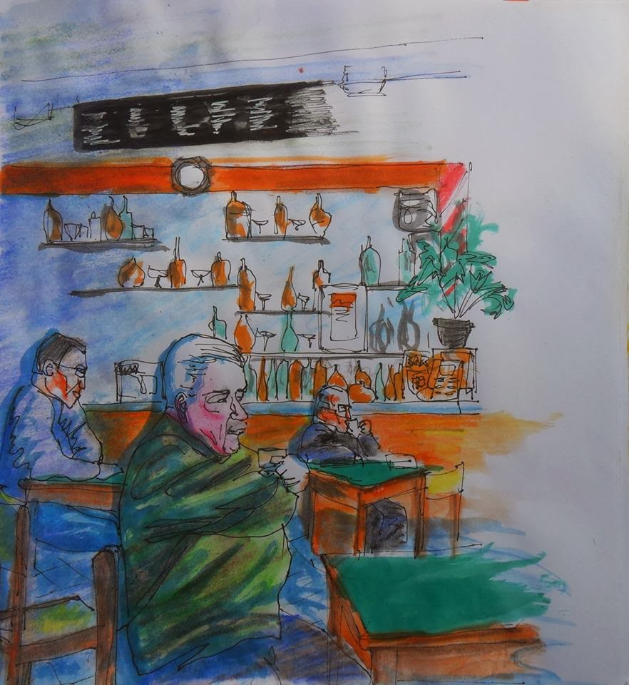 Ronda de bares qu esperan los hombres en la nueva andaluza - Bares en ronda ...