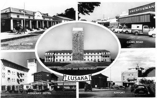 Scenes around Lusaka