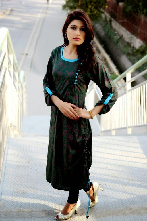 Damak Damak Spring Summer Collection 2014 Damak Kurti