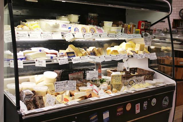 Cheese at Bee's Knees Supply Company