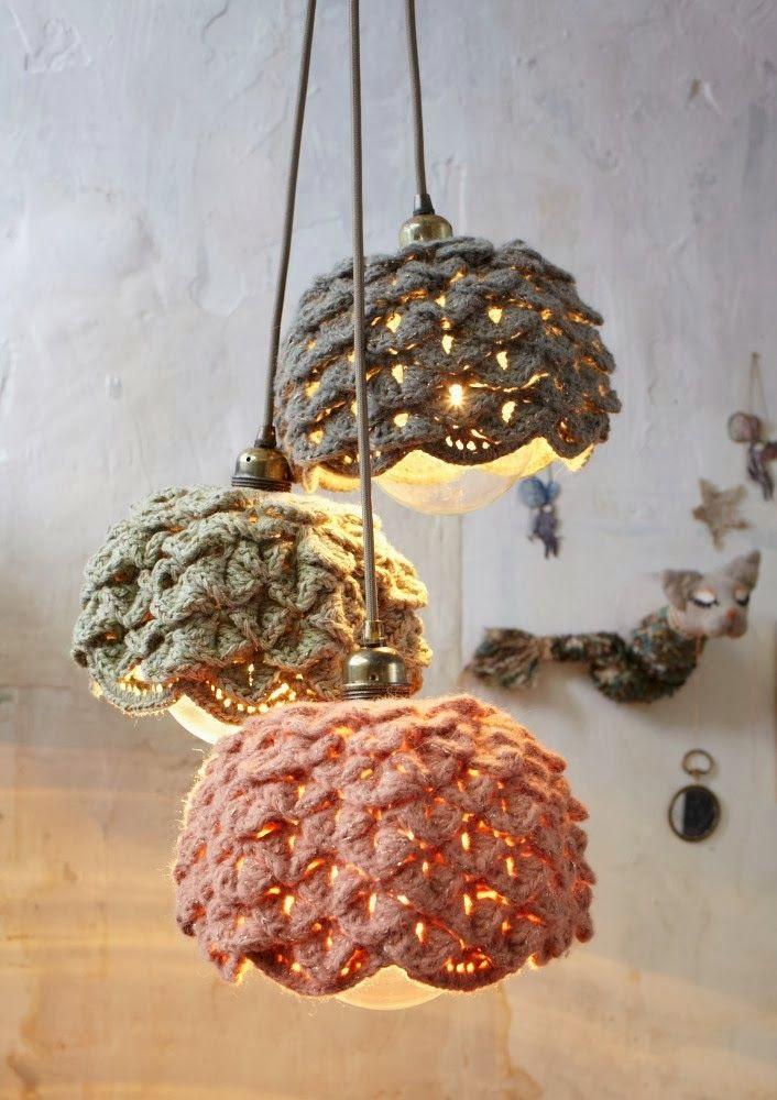 Ideas para el hogar a ganchillo patrones crochet - Manualidades y bricolaje para el hogar ...