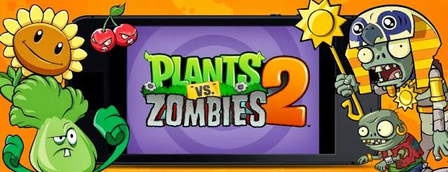Download Gratis Plants vs Zombies 2 Android Game (Bahasa Inggris)