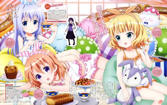 請問您今天要來點兔子嗎?? 第2季 Gochuumon wa Usagi Desu ka? 2