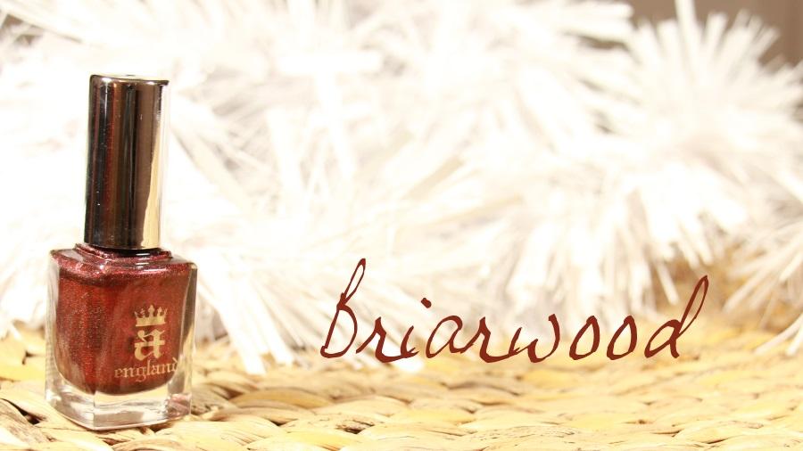 briarwood,nail polish