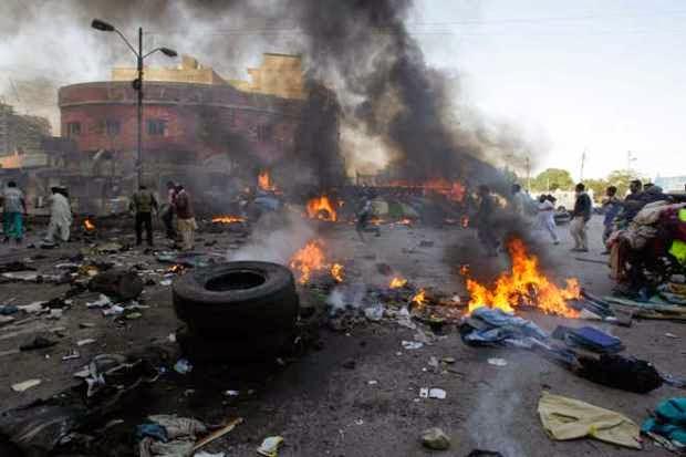 boko haram bomber maiduguri market