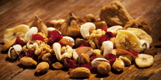 Ngemil Tanpa Rasa Bersalah, Ini 5 Jenis Kacang yang Bagus untuk Diet!