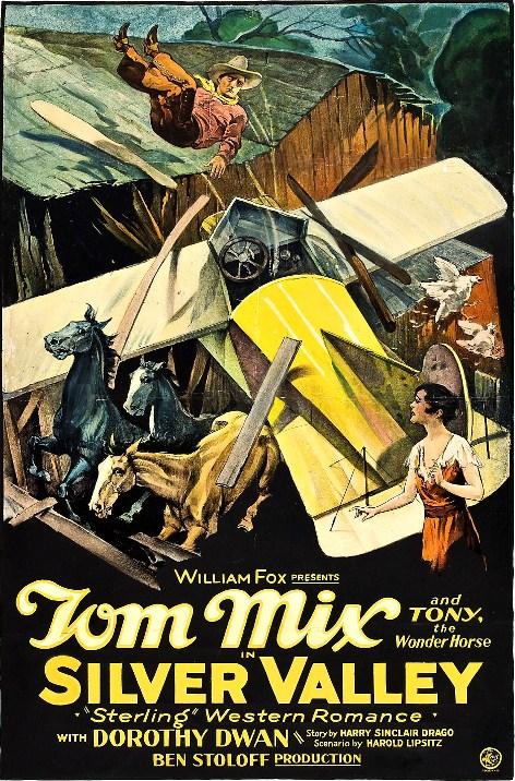 Romance of the Wasteland (1924)