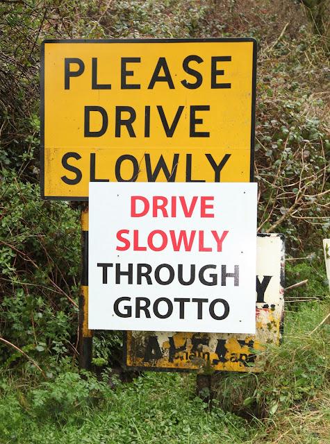 r1200gs ireland Slow through grotto