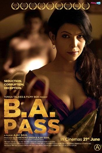 B A Pass 2012 Hindi 480p BRRip 300mb