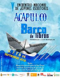 V Encuentro de Escritores Acapulco