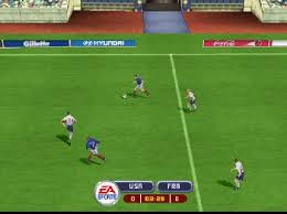 Download Game FIFA 2002 World Cup PS1