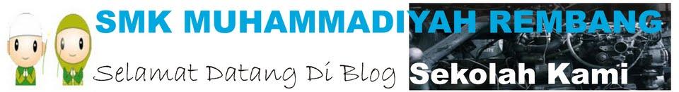 SMK MUHAMMADIYAH REMBANG