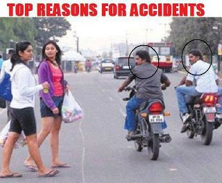 Top reason for accidents Scrap Photo