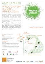 mostra alberi al Parco Cavaioni, Bologna