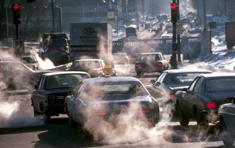 Humo de motores Diesel causa cáncer
