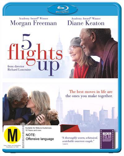 5 Flights Up Dvd Review