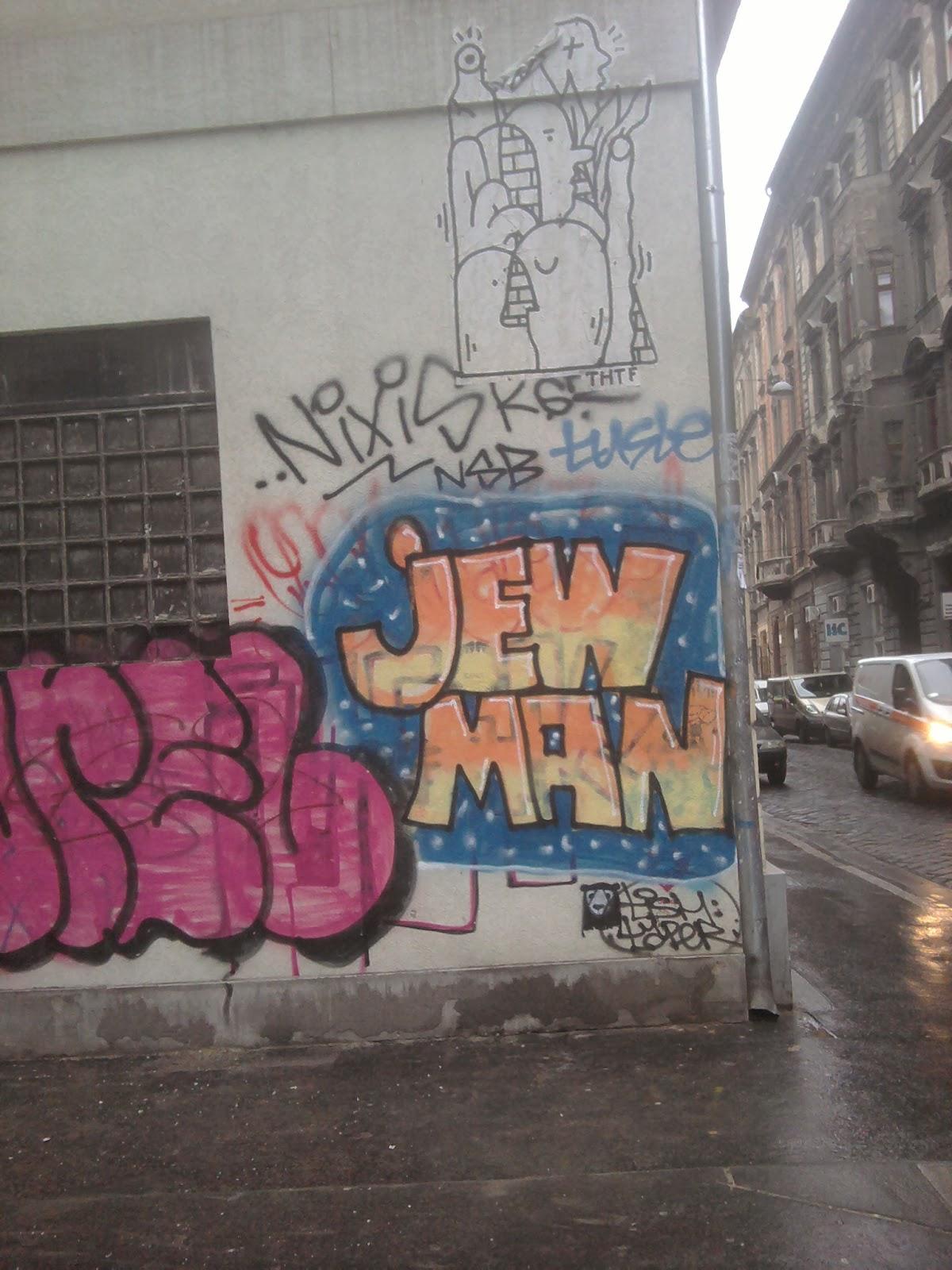 jew man