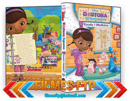 Doutora Brinquedos Escola de Medicina 2014 DVD-R