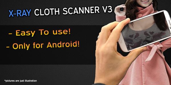 Aplikasi Android Kamera Tembus Pandang