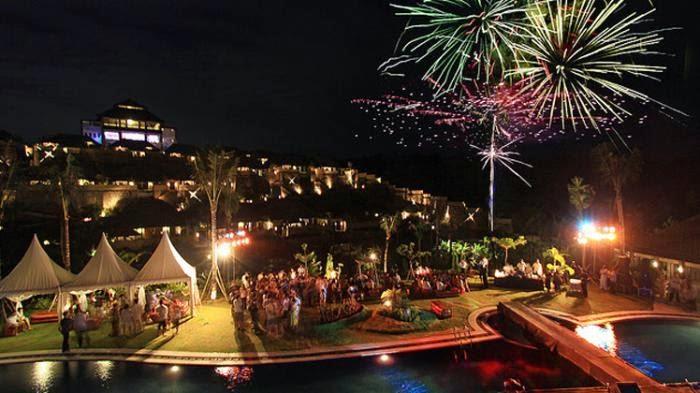 Ingin Bermalam Tahun Baruan di Bali? Ini Aneka Paket yang Ditawarkan Beberapa Hotel