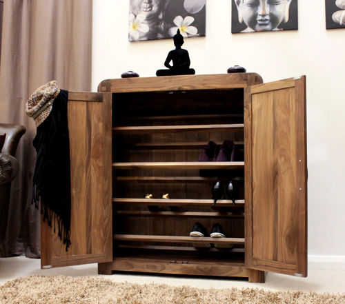 http://www.ebay.co.uk/itm/Shiro-Walnut-Low-Bookcase-/191595424985